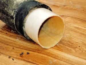 Pitch Fibre Pipe Repairs