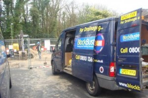 Blockbusters Highways Drain Dig Sussex